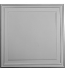 "EM-PNL22X22LE - 21 5/8""W x 21 5/8""H x 5/8""P Legacy Rectangle Wall/Door Panel"
