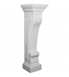 "EM-SUR42X12X13QU - 11 7/8""W x 12 3/4""D x 41 3/4""H Queenstown Surround"