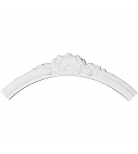 "EM-CR41SH - 40 5/8""OD x 35 1/2""ID x 2 5/8""W x 7/8""P Shell Ceiling Ring (1/4 of complete circle)"