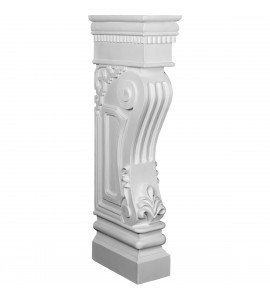 "EM-SUR34X06X12RU - 6 3/8""W x 12""D x 34 1/8""H Rutledge Surround"