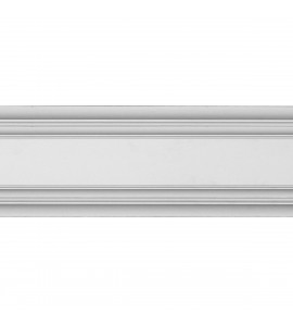 """EM-CC08IBM04X08X96DE - 8""""W x 4""""P x 96""""L Inner Beam for 8"""" Deluxe Coffered Ceiling System (Kit)"""