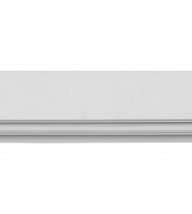 """EM-CC08PBM04X08X96DE - 8""""W x 4""""P x 96""""L Perimeter Beam for 8"""" Deluxe Coffered Ceiling System (Kit)"""