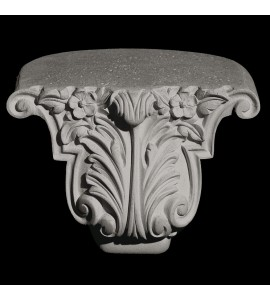 BASE-102 Acanthus leaf classic resin furniture leg