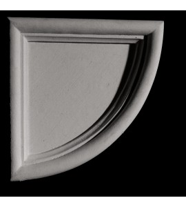 CE-150B Recessed Panel Resin Corner Element