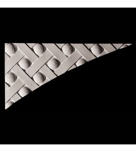CE-151-5 Series Woven Panel Resin Corner Element