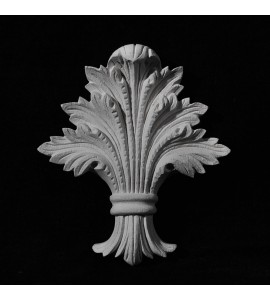 CP-144 Series Acanthus Leaf Resin Centerpiece