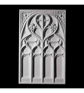 PANL-150 Series Gothic Resin Panel Insert