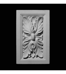 PB-282 Series Acanthus Leaf Resin Plinth Block
