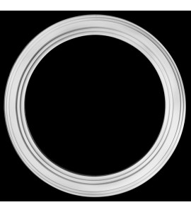 RING-164L Profile Recessed Resin Lighting Trim