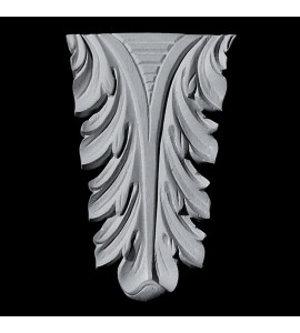 SP-300 Series Resin Acanthus Leaf Capitol Insert