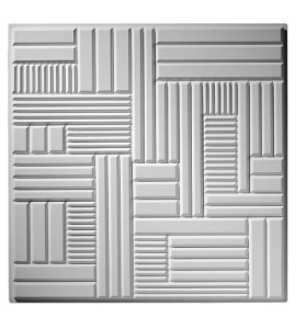 Emerald Cut Ceiling Tile 2' x 2' AV-0009-TL