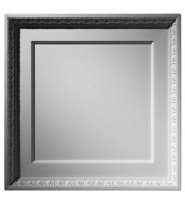 Coffered Egg & Dart Ceiling Tile 2' x 2' AV-0010-TL
