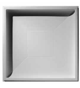 Contemporary Coffer Ceiling Tile 2' x 2' AV-0013-TL