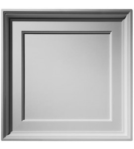 Executive Coffer Ceiling Tile 2' x 2' AV-0016-TL