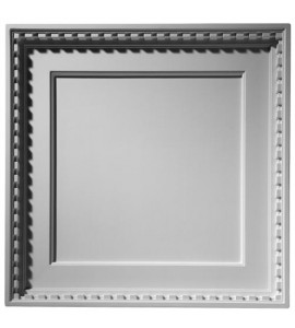 Coffered Dentil Ceiling Tile 2' x 2' AV-0017-TL