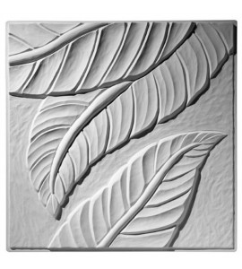Palm Leaf Ceiling Tile 2' x 2' AV-0028-TL