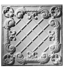 Baroque Panel Ceiling Tile 2' x 2' AV-0029-TL
