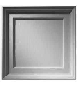 Executive Woodgrain Coffer Ceiling Tile 2' x 2' AV-0039-TL