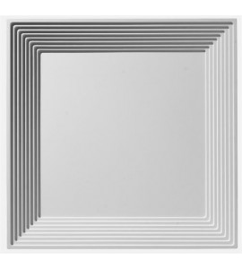 Art Deco Coffer Ceiling Tile 2' x 2' AV-0051-TL