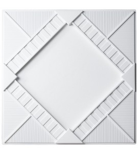Deco 2 - Square Acoustic Ceiling Tile 2' x 2' AV-0210-TL
