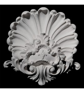 CP-200A Resin Shell and Acanthus Leaf Versailles Ceiling Collection